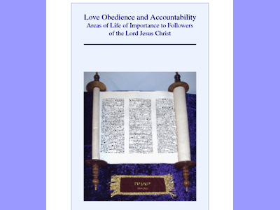 Love Obedience and Accountability